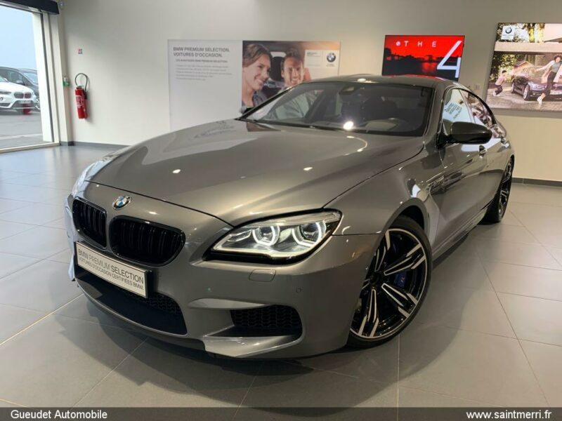 BMW (F06) (2) GRAN COUPE M6 PACK COMPETITION 600 DKG7